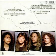 <b>Metallica</b> ...And Justice For All Dutch <b>2</b>-<b>LP vinyl</b> record set (Double ...