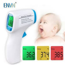 <b>ENVN Baby Thermometer Digital</b> Body Temperature Fever ...