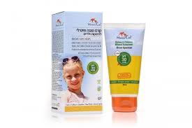 Mommy Care <b>Натуральное</b> солнцезащитное <b>молочко для тела</b> ...