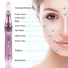 2019 <b>M5C</b> M7C <b>Dr</b>.Pen <b>Derma Pen</b> Auto Electric Microneedle Roller ...