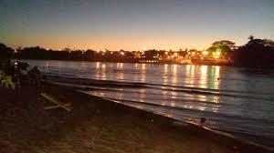 Resultado de imagem para Anoitecer na praia