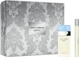 Парфюмерный <b>набор Dolce & Gabbana Light Blue</b> Туалетная ...