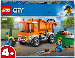 <b>Конструктор LEGO</b> City <b>60220 Мусоровоз</b> — купить по выгодной ...