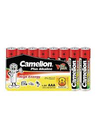 <b>Батарейки</b> LR03-SP8, <b>ААА</b>, 8шт. <b>Camelion</b> 8148316 в интернет ...