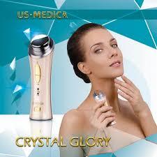 <b>Прибор для очищения кожи</b> лица US MEDICA Crystal Glory ...