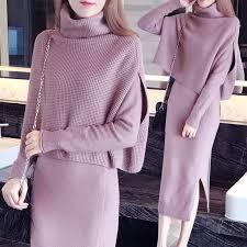 2019 <b>New Autumn Winter Fashion</b> Women TURTLENECK ...