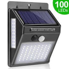 Online Shop <b>100LED Solar</b> Powered <b>Light</b> Spotlight Solar <b>Lamp</b> ...