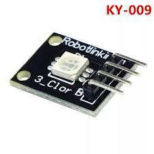 Other Sensors <b>10PCS 3 Colour RGB</b> SMD LED Module 5050 full ...