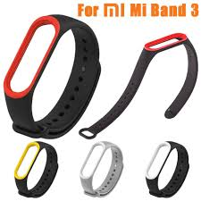 Soft <b>Silicone</b> Sport <b>Watch Band Replacement Bracelet Strap</b> For ...