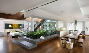 exciting potted plants for interior decoration at modern house flower the middle of bedroom and kitchen captivating ultra modern home bedroom design