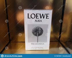 <b>Loewe Aura Pink</b> Magnolia Female Perfume Water Flavor For Sale ...