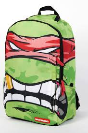 <b>Рюкзак SPRAYGROUND Teenage</b> Mutant Ninja Grillz Backpack ...