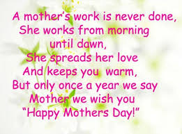 Happy Mother's Day 2016 Love Quotes, Wishes and Sayings via Relatably.com