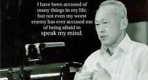 Lee Kuan Yew's 11 most memorable quotes