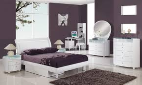 gallery bedroom designs with white furniture