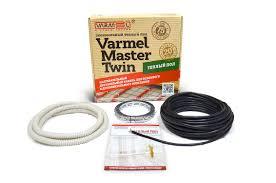 Нагревательный кабель <b>VARMEL Master Twin</b> 1100Вт - 18.5Вт/м ...