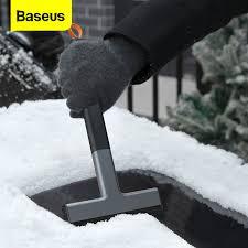 <b>Baseus</b> Car <b>Ice Scraper Snow</b> Remover Tool Windshield Deforst ...