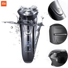 XIAOMI SO WHITE <b>Men Washable Rechargeable Electric</b> Shaver ...