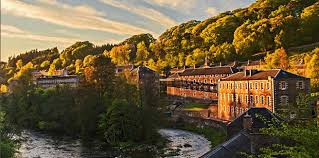 New Lanark World Heritage Site and Visitor Attraction Lanarkshire ...