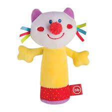<b>Погремушка Happy Baby</b> Cheepy Kitty 330358: купить за 248 руб ...