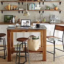 rustic kitchen island: detailed view  rustic kitchen island c detailed view