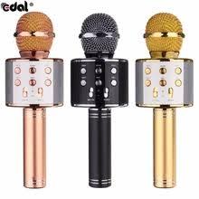 wireless bluetooth <b>karaoke handheld</b> microphon — купите wireless ...