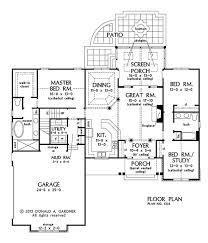 images about House plans on Pinterest   Floor Plans  House    First Floor Plan of The Raleigh   House Plan Number