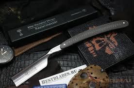 <b>Опасная бритва</b> Boker <b>Elite</b> Carbon Special Edition BK140414