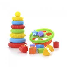 Развивающая <b>игрушка Knopa</b> набор Грибочек - Акушерство.Ru