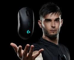 Беспроводная игровая <b>мышь Logitech</b> G <b>Pro</b> для профессионалов ...