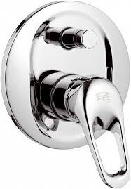 Встраиваемый <b>смеситель для ванны Remer</b> Kiss (k09us) в ...