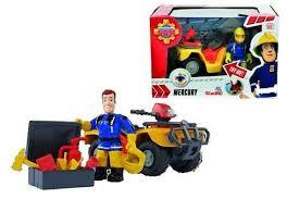 <b>Квадроцикл Simba Пожарный</b> Сэм — купить по выгодной цене на ...