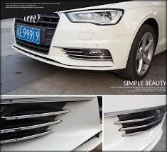2019 !High Quality <b>ABS Chrome</b> Front Fog Lamp Decoration Trim + ...