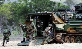 Resultado de imagen para La Guerra Anfibia
