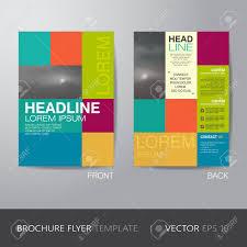 corporate brochure flyer design layout template in a4 size vector corporate brochure flyer design layout template in a4 size bleed vector eps10