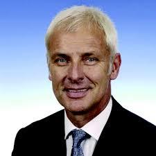 Matthias Müller, Vorstandsvorsitzender der Dr. Ing. h.c. F. Porsche AG. - n1449