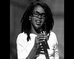 Image result for lauryn hill black and white