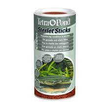 <b>Корм TetraPond Sterlet</b> Sticks для осетров и стерляди 1л - купить ...