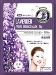 <b>Заживляющая</b> тканевая <b>маска для лица</b> с экстрактом лаванды ...