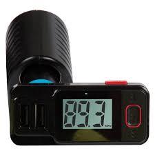 Купить Автомобильный <b>FM</b>-<b>модулятор Ritmix FMT-A775</b> в ...