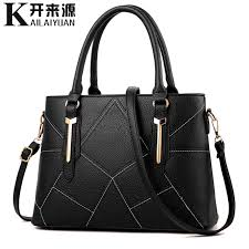 KLY <b>100</b>% <b>Genuine leather Women</b> handbags 2019 New Female ...