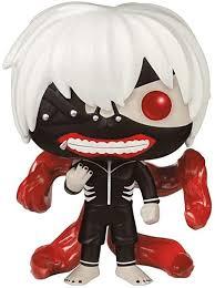 Funko POP Anime: Tokyo Ghoul Ken Action Figure ... - Amazon.com