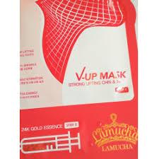 Отзывы о Лифтинг-<b>маска для лица</b> Lamucha <b>V</b>-<b>Up</b> Mask