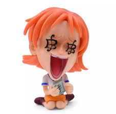<b>Фигурка</b> Ван Пис (10см) Нами/ <b>One Piece</b> Nami — купить в ...