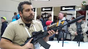 <b>Army</b>-2017 Kalashnikov new military products small <b>arms</b> defens ...