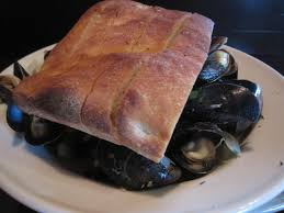 near atlanta food near snellville page  the mussels come in a broth rich in garlic onions butter and white wine perfect for dipping that b in