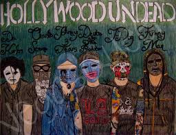 <b>Hollywood Undead</b> '<b>Swan Songs</b>' by Brit-Jack on DeviantArt