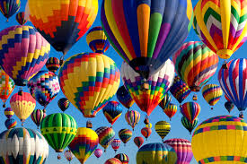Image result for albuquerque balloon fest