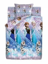 <b>Комплект постельного белья Непоседа</b> Сёстры и Олаф голубой ...