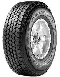 <b>Goodyear Wrangler All-Terrain Adventure</b> Tire Review & Rating ...
